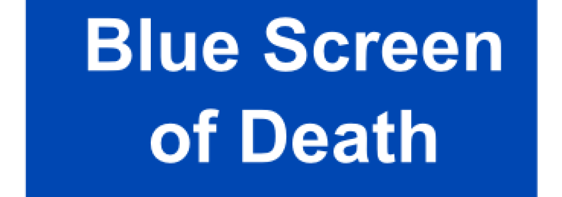 Find the cause for a blue screen – with Memory.dmp