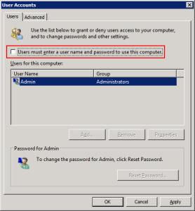 No-Password