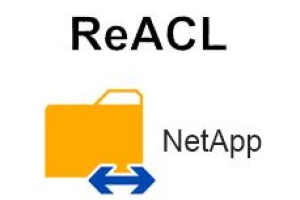 reACLing – Adjust ACLs of a NetApp Shares with VMOVER.EXE