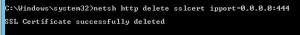 delete-certificate-causing-errors