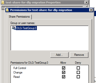 permissions-for-test-share