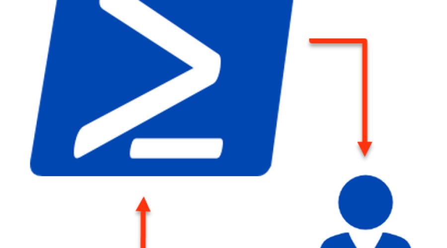 User interactive PowerShell scripts