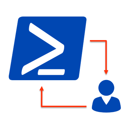 User interactive PowerShell scripts - Active Directory FAQ