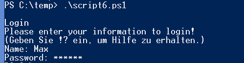 PowerShell-Prompt-query-multiple-values