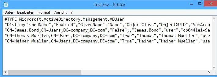 AD PowerShell Basics 2: Get-ADUser - Active Directory FAQ