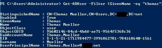 get-aduser-filter-givenname