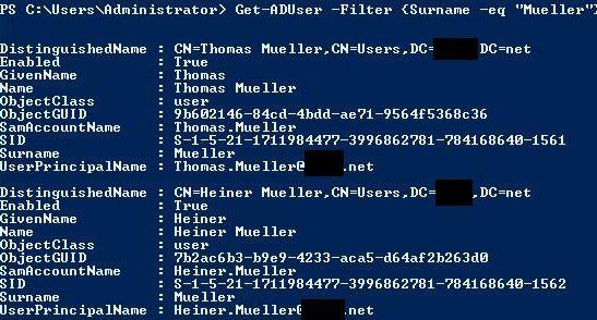 get-aduser-filter-surname