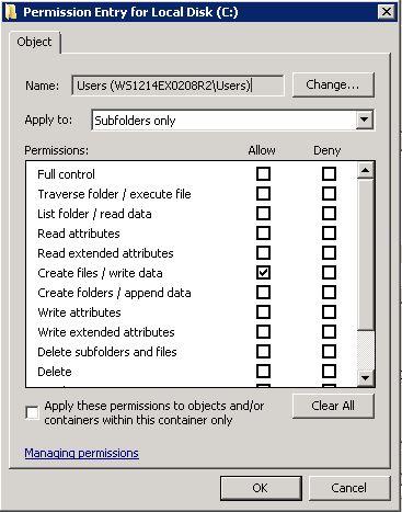 autorizations-user-drive-c