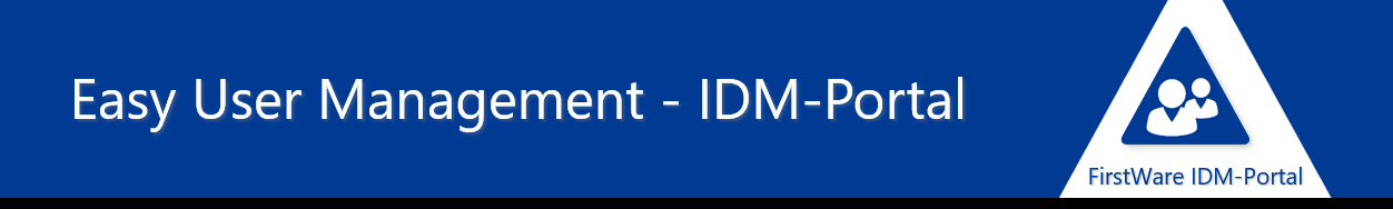 IDM-Portal-Easy-User-Management