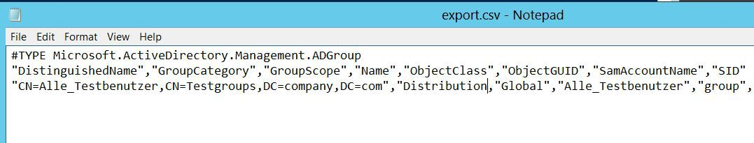 ADGroup cmdlets: New-ADGroup,    - AD PowerShell Basics 4