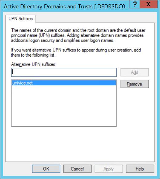 Azure Basics: Azure AD User Principal Name - ActiveDirectoryFAQ