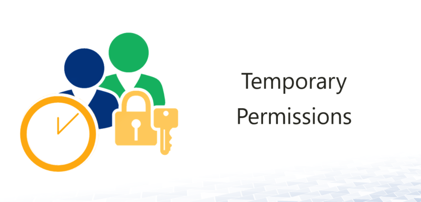 Temporary Permissions to Manage Groups - Active Directory FAQ